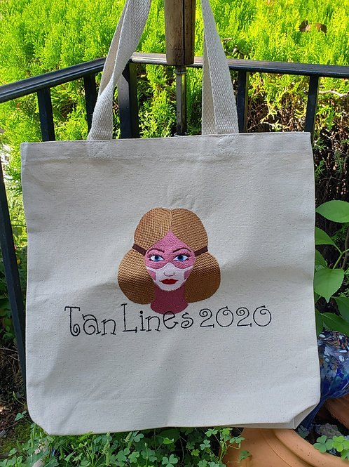 Sunscreen Alert Totebag