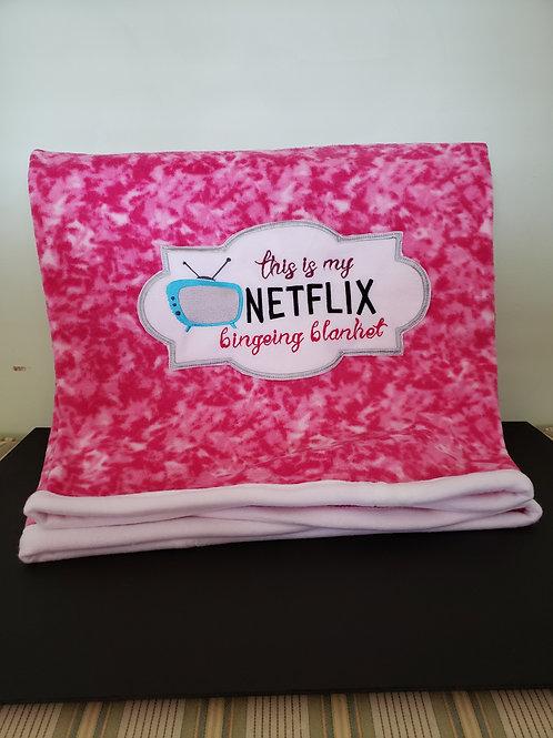 Bingeing Blanket