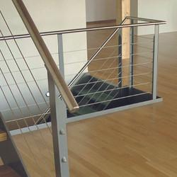 Treppen  Geländer  Handläufe