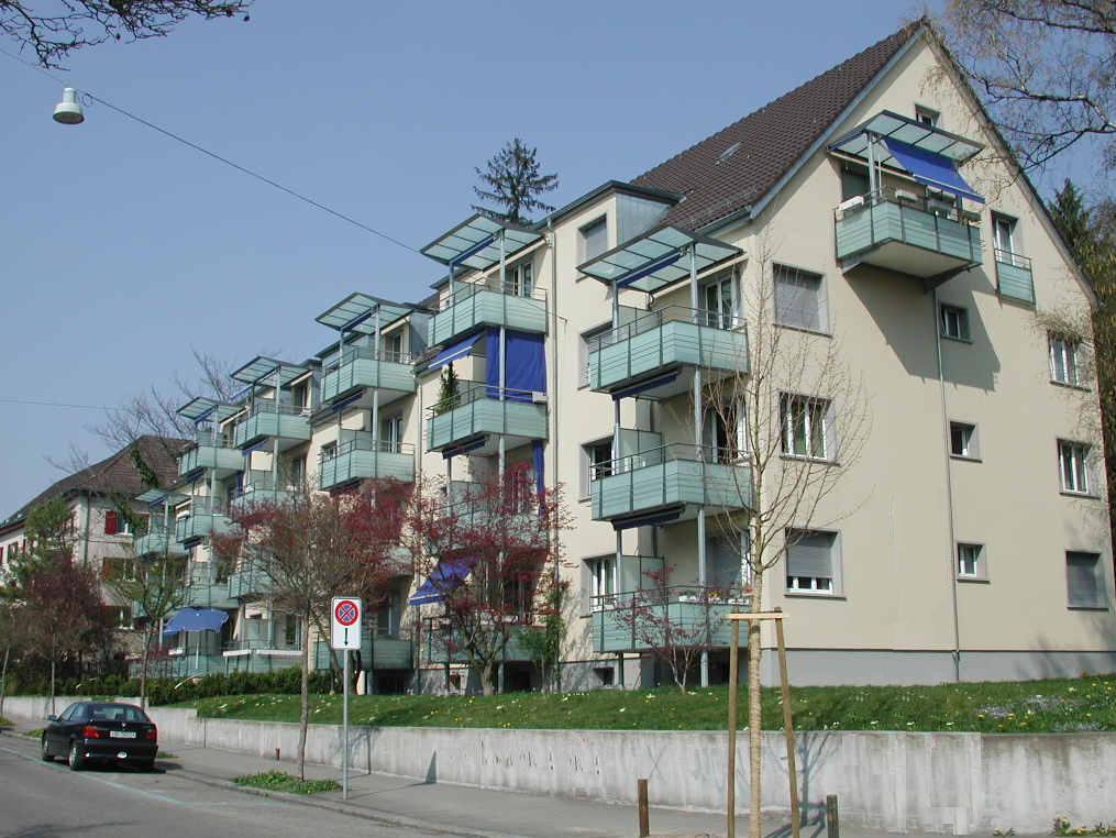 Rösli-Scheuchzerstrase
