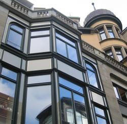 Sanierung Stahlfenster aus dem 1900