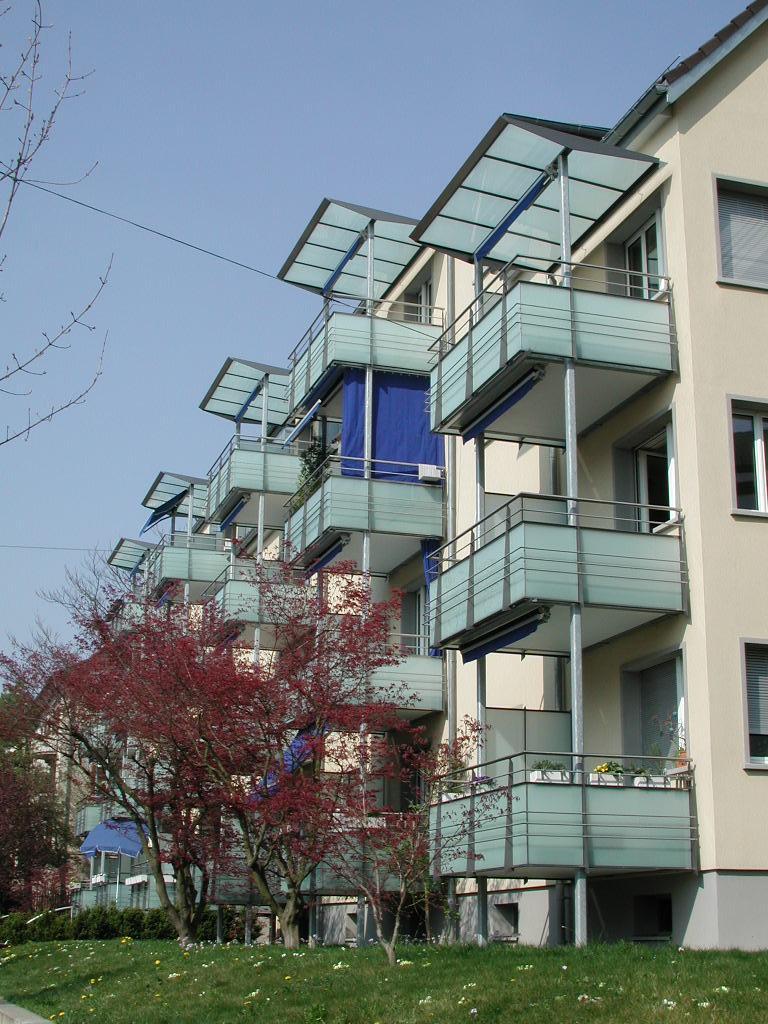 Objekt Rösli-Scheuchzerstrasse