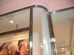 Schaufenster  Verglasungen