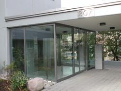 BEP Eingangsfront