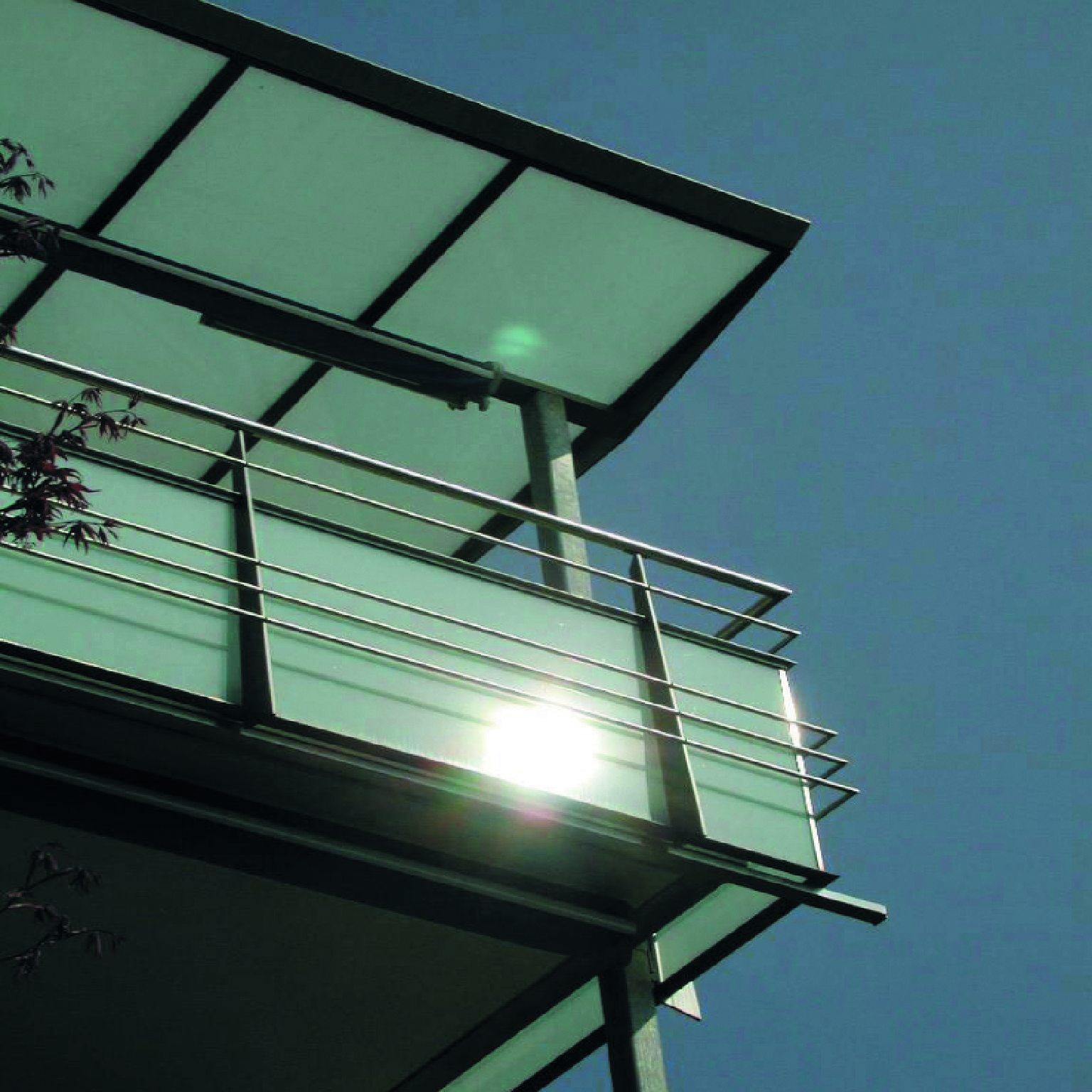 Balkontürme  Balkongeländer