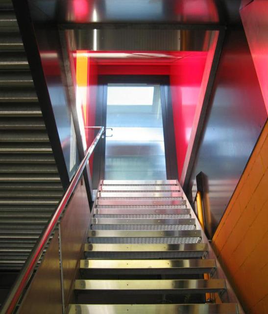 Treppenaufgang EI30