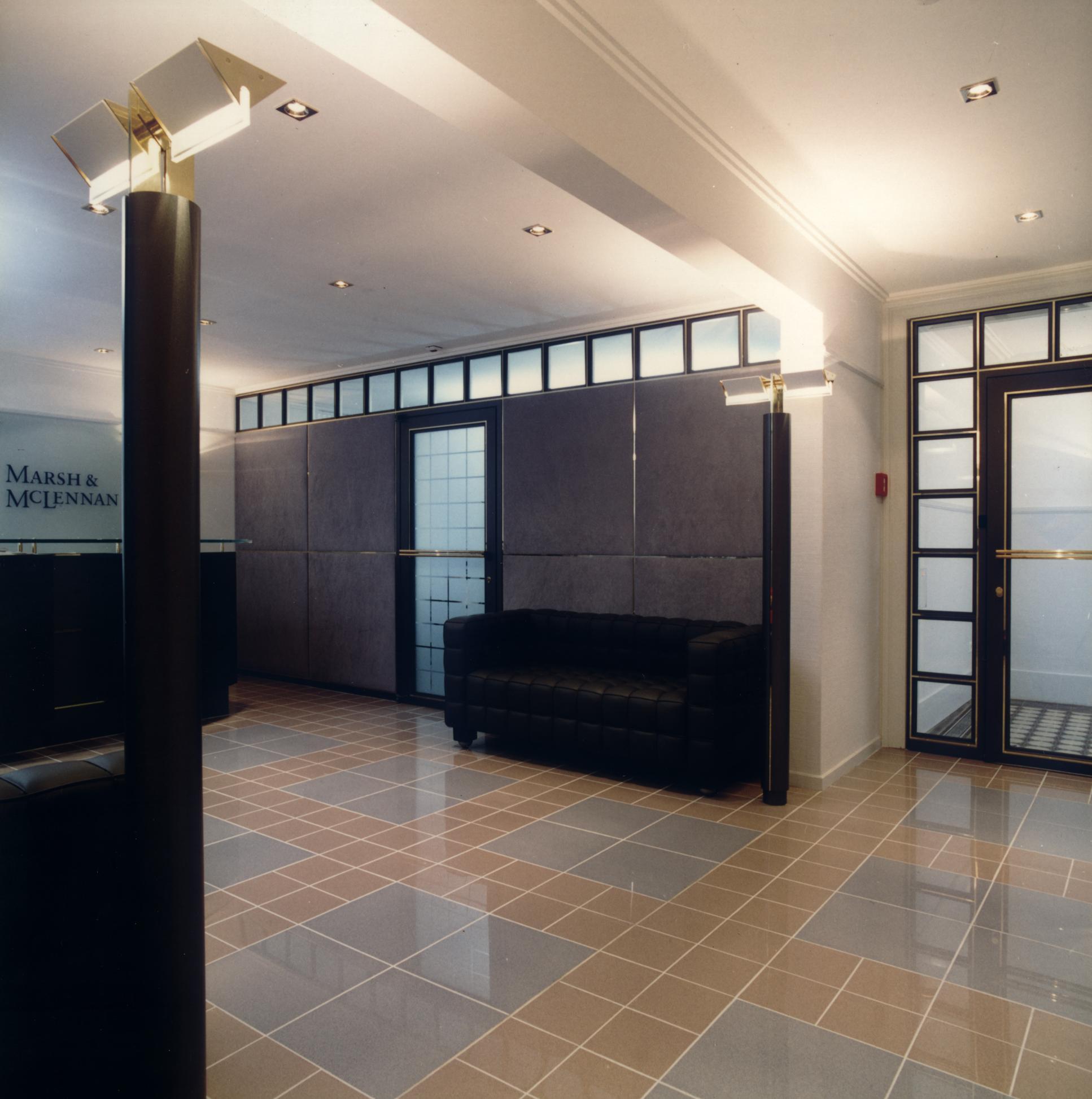 Innenausbau  Möbel