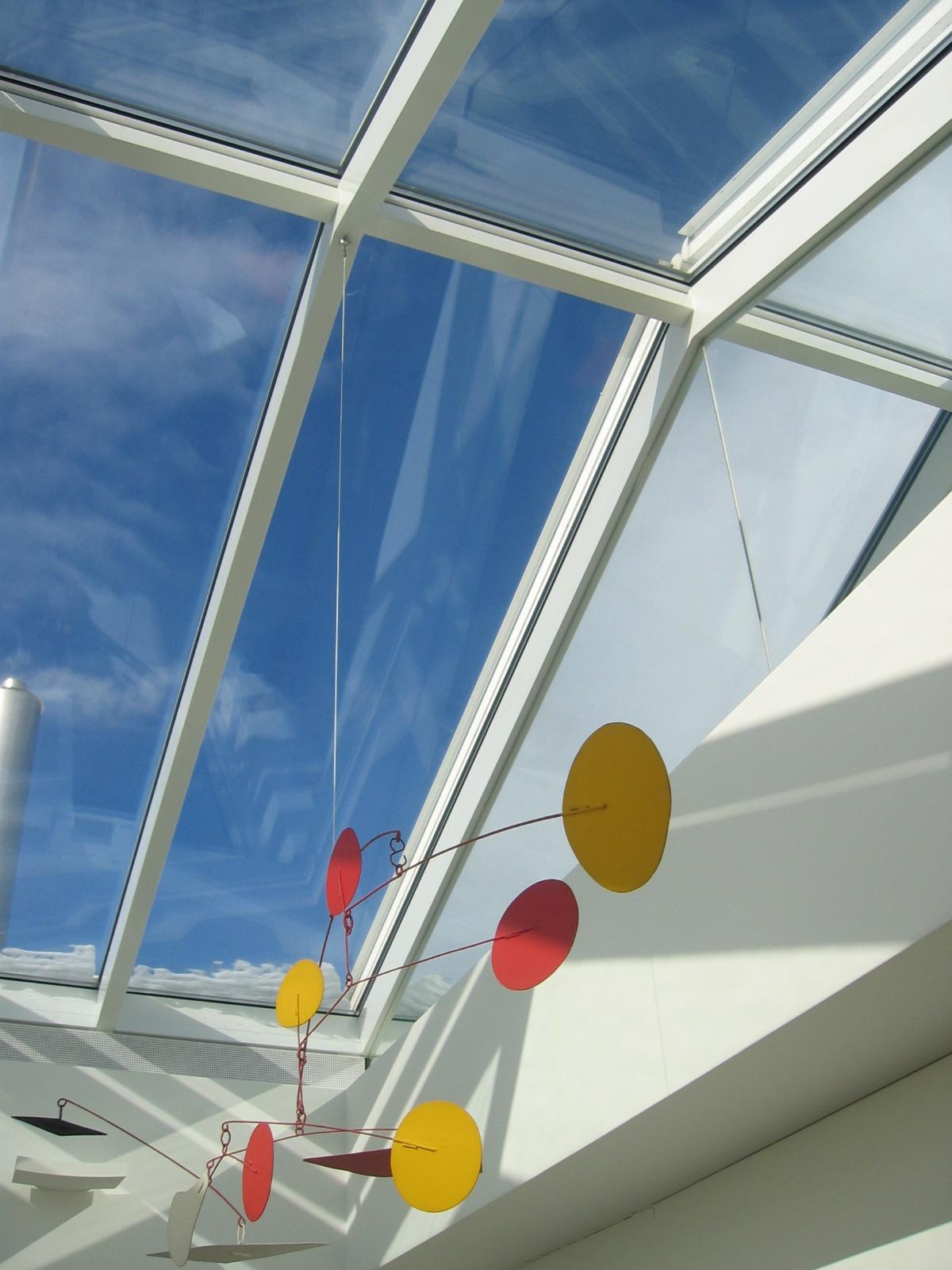 Dachverglasung