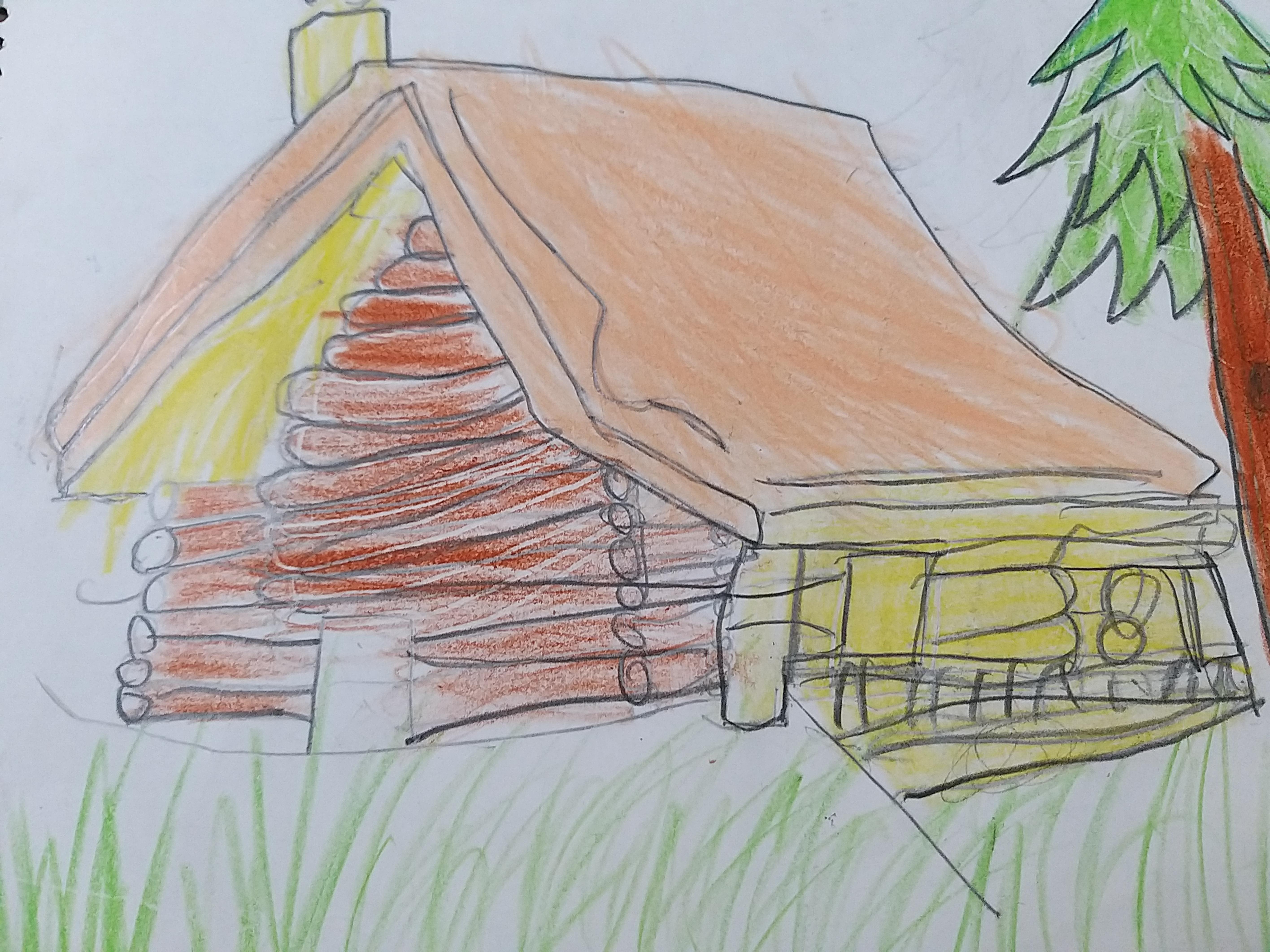 """""""The little hut"""""""
