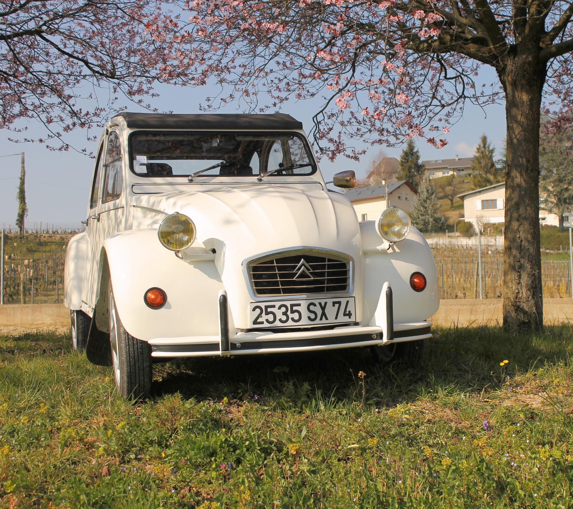 Citroën 2CV6 AZKA