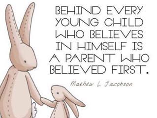 Εσείς πόσο συχνά λέτε στο παιδί σας ότι πιστεύετε στις δυνατότητές του;
