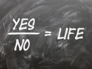 """Μήπως λέμε περισσότερα """"ναι"""" από όσα θα θέλαμε;"""