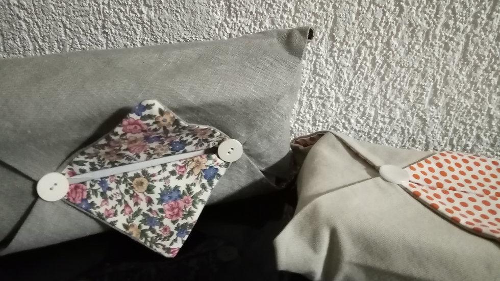 Housse Tissu pour Boîte à mouchoirs