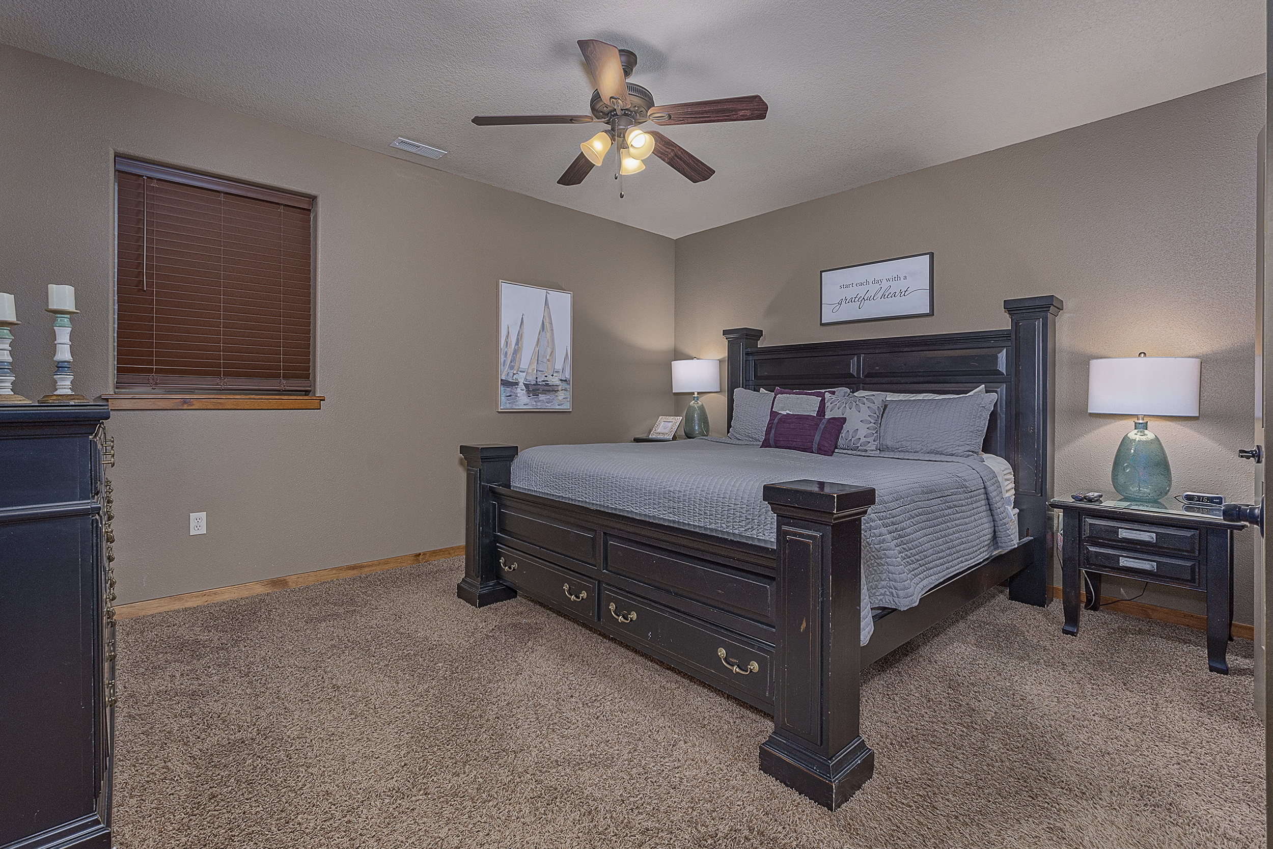 LL King Master Suite
