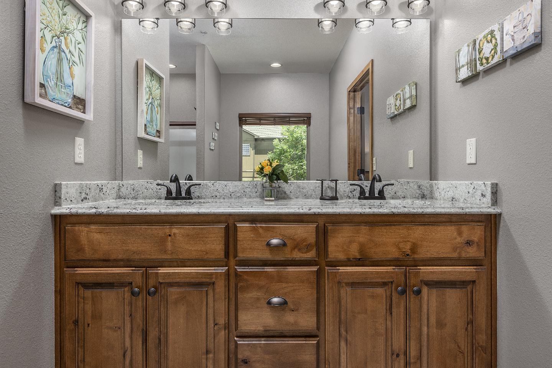 Dual Vanities Master Bath