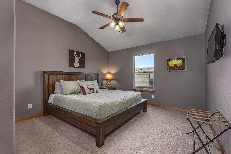 Upper Level King Bedroom