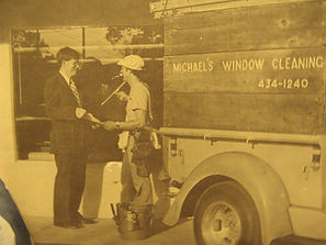 Window Cleaning Services since 1977