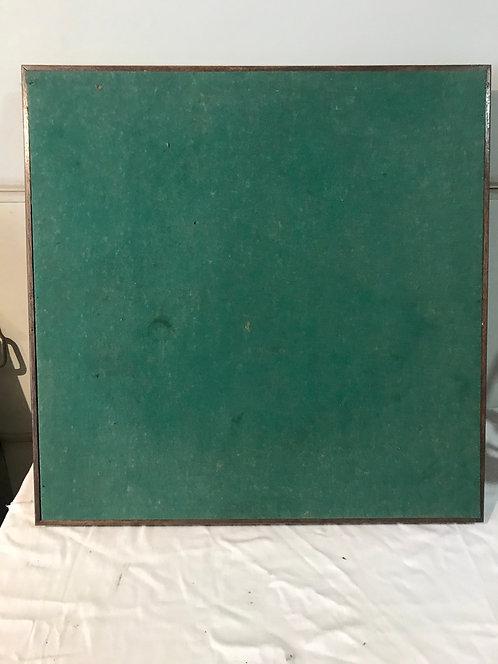 Table de jeux pliable en chêne ref 3310