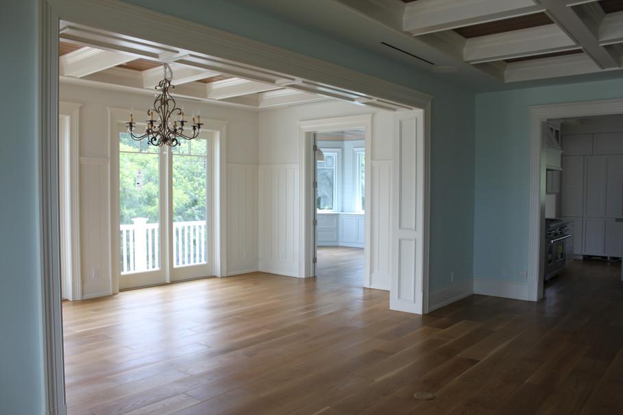Interior Finish Carpentry & Painting