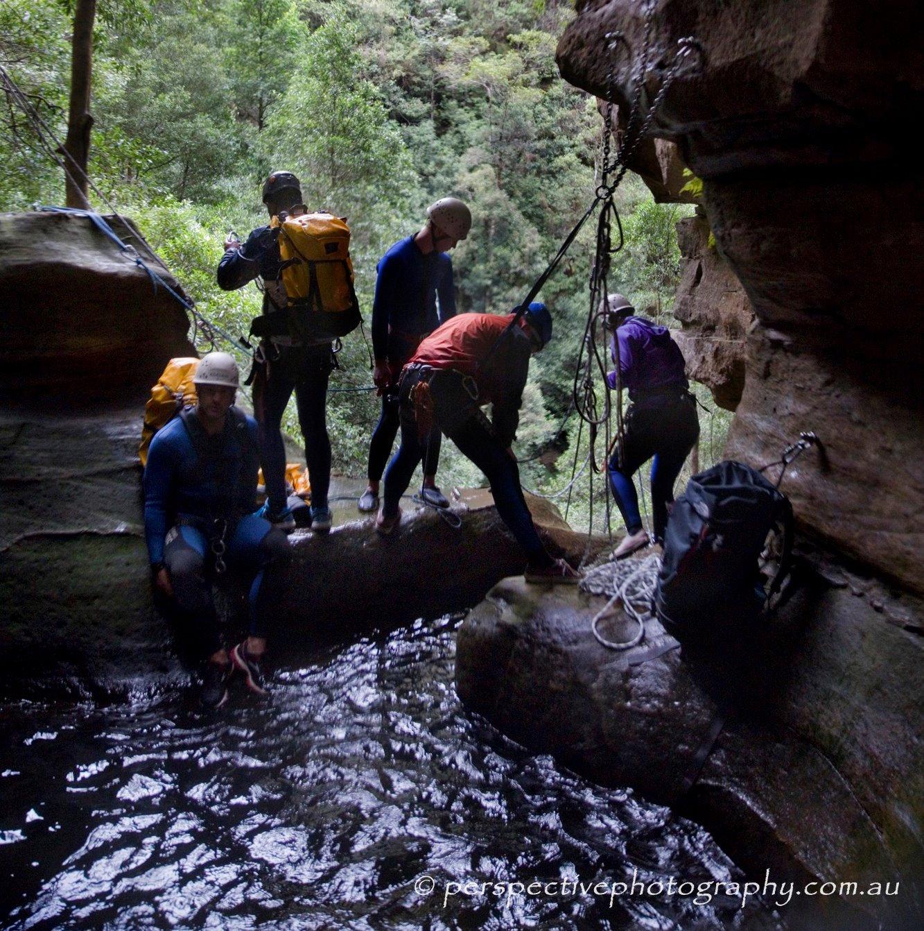 MIA Day Tour - Empress Canyon (Wet)