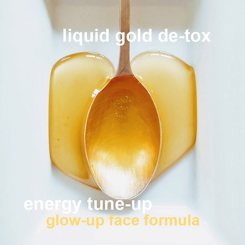 Liquid Gold Glow Mask