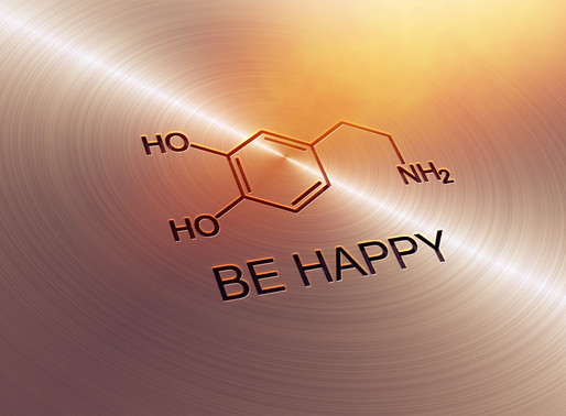 The happy hormone