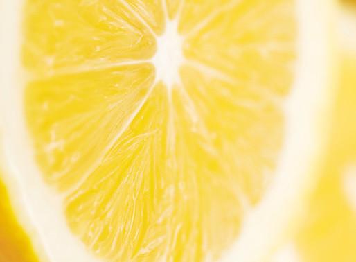 If life is a lemon...