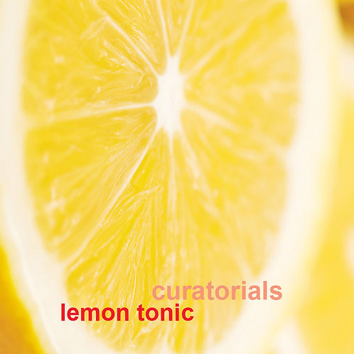 Lemon Tonic