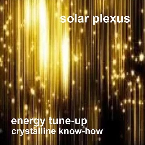 Solar Plexus Chakra Tune-up
