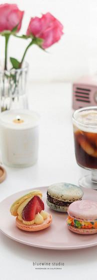 buewine studio 〰️ home cafe