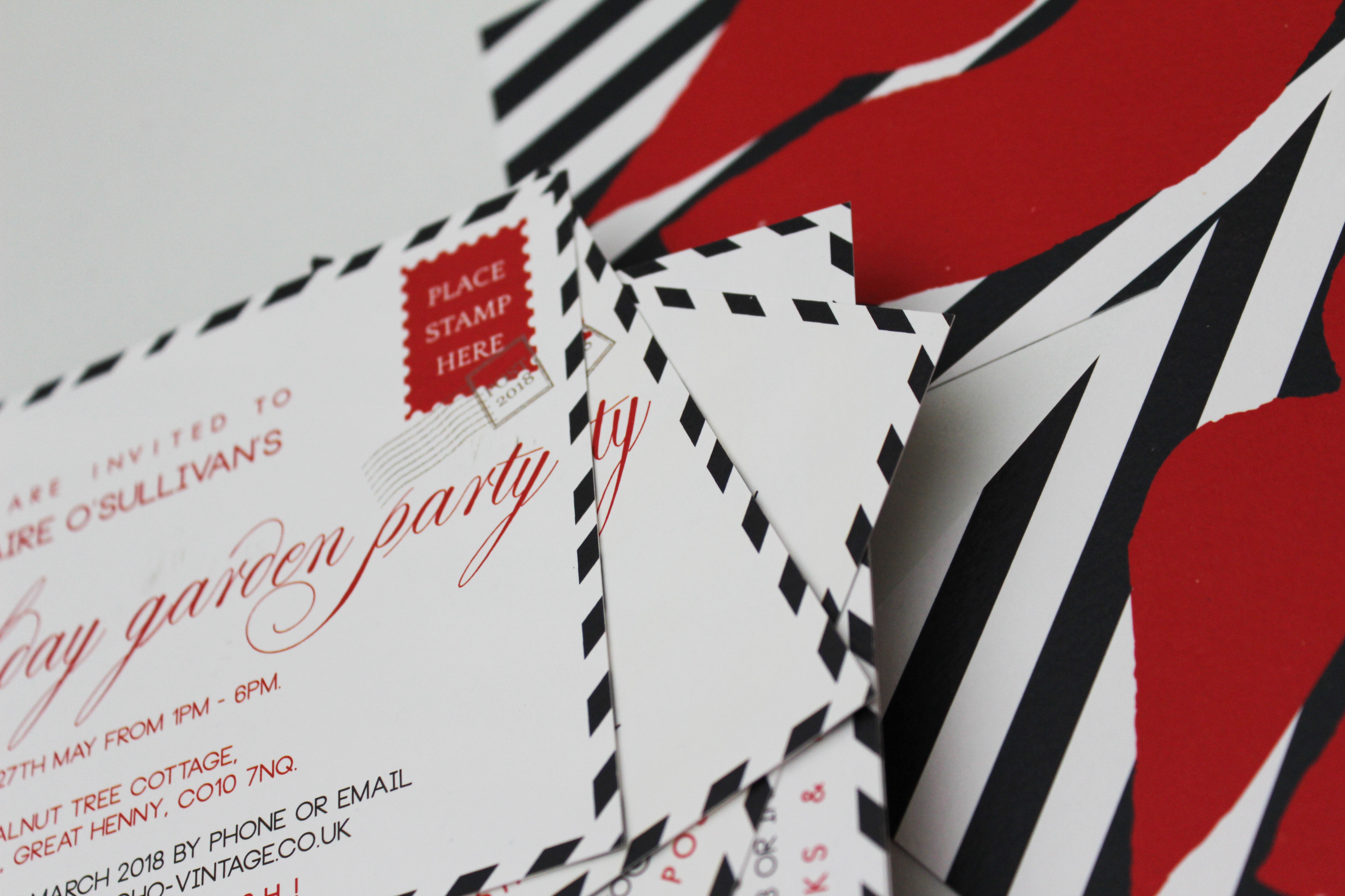 Bespoke Wedding Invitations and Stationery | Lottie Louise Designs