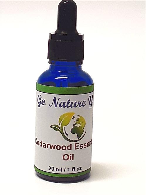 Cedarwood Essential Oil 1 oz