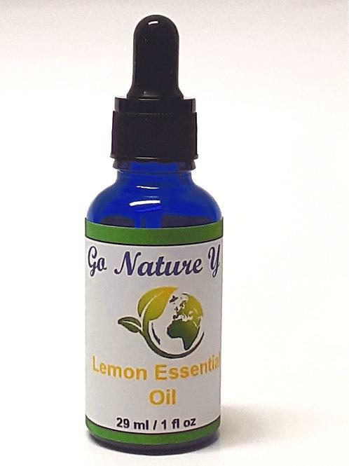 Lemon Essential Oil 1 oz.