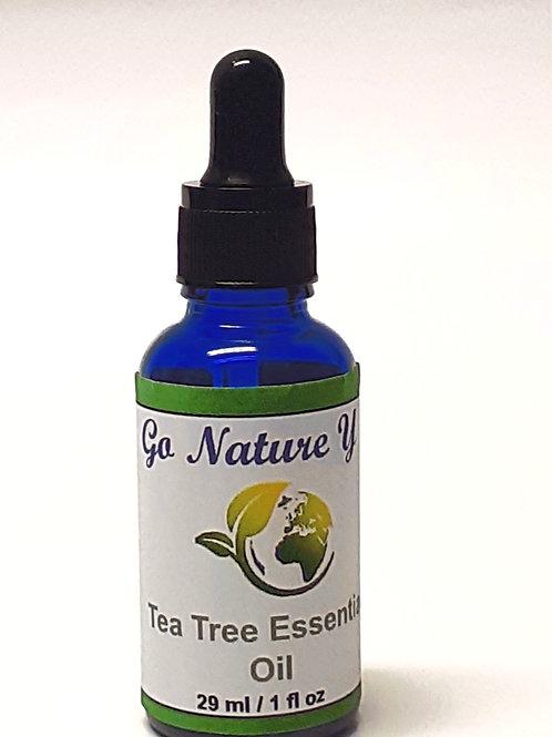 Tea Tree Essential Oil 1 oz