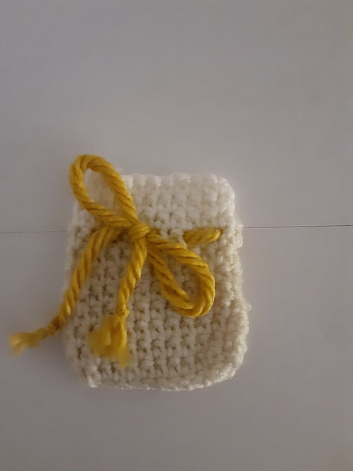 Soap Saver Crochet