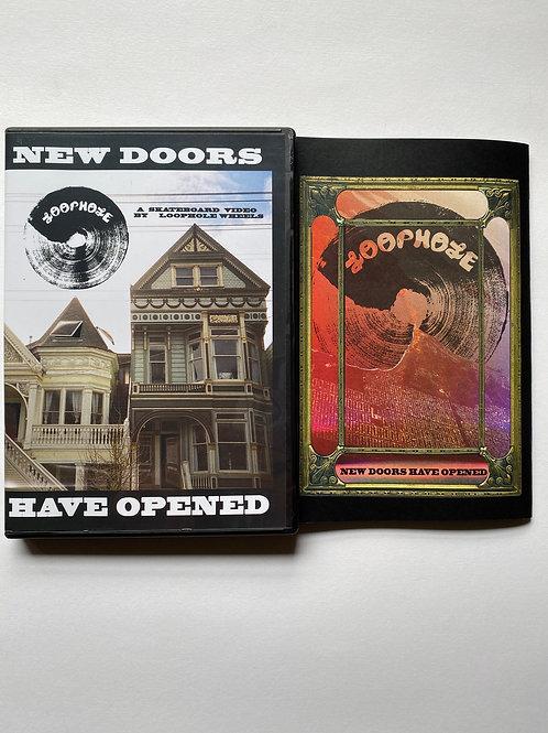 DVD Deluxe Version With Zine