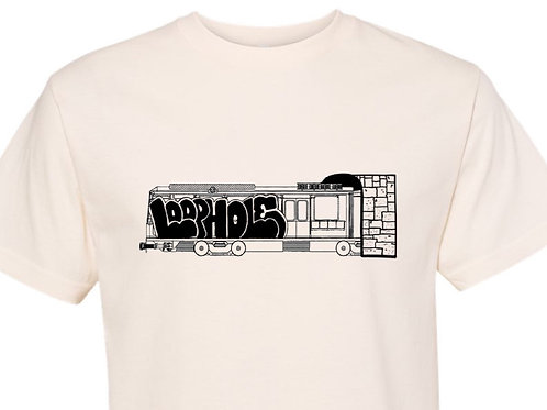 Jameel Loophole Train- Natural- 100% Cotton