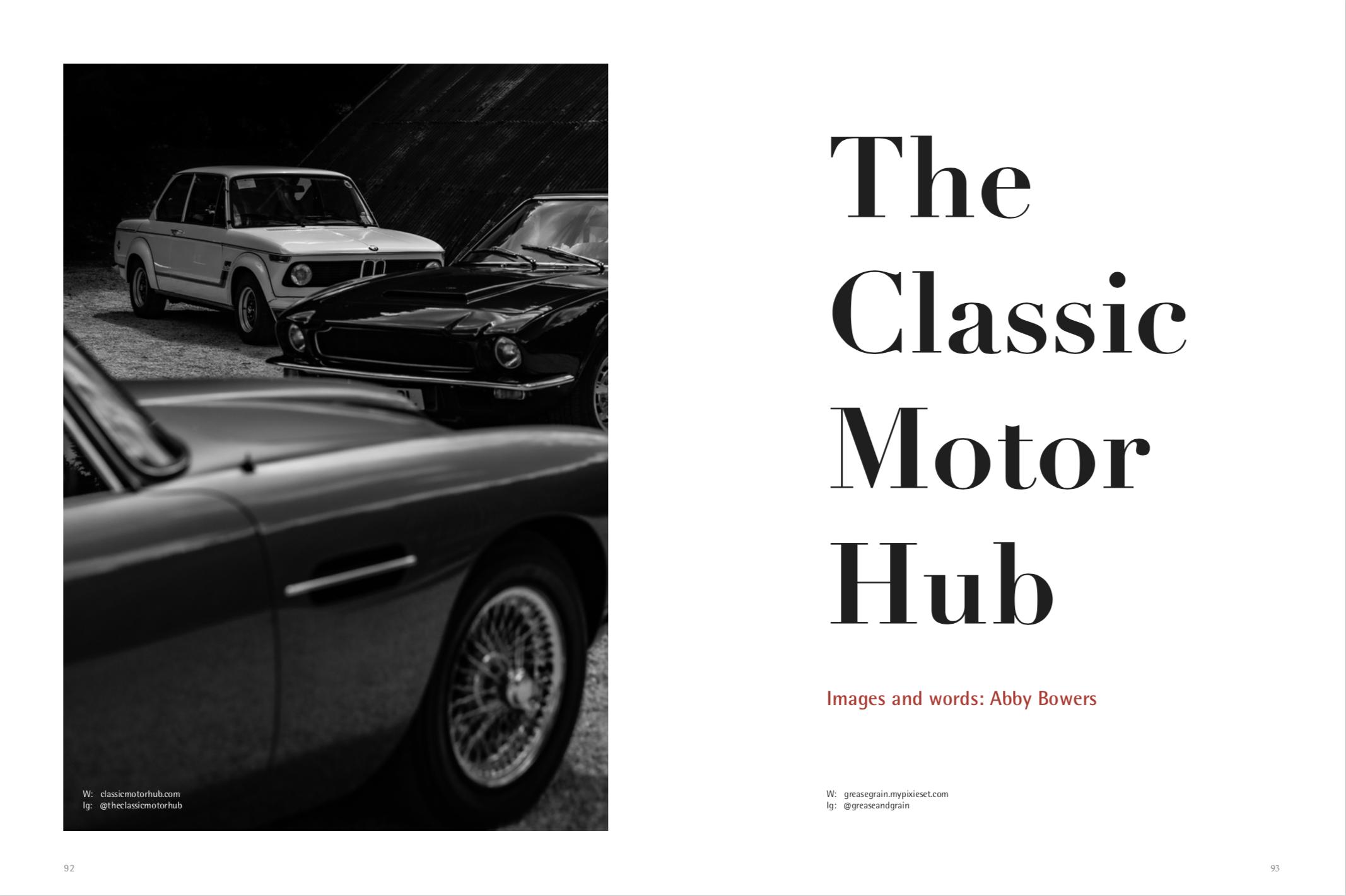 The Classic Motor Hub