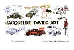 Jacqueline Davies Art