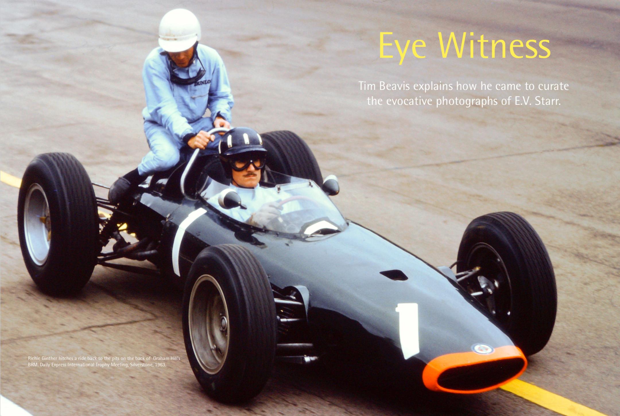 Eye Witness.The 1960s
