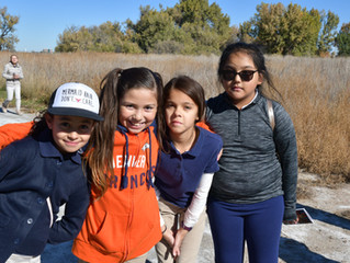Barr Lake Nature Walk with Pinnacle Charter School