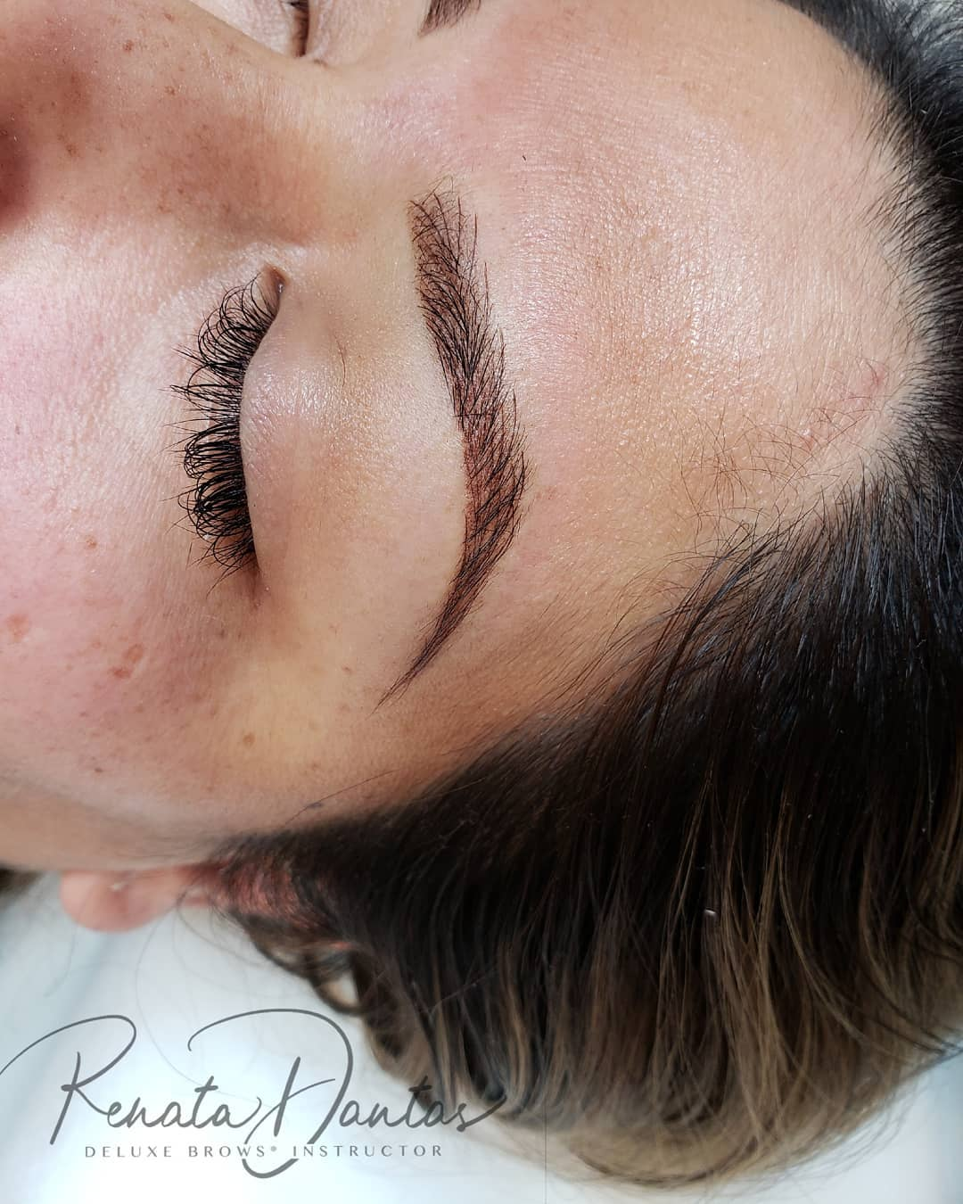Microblading & vertical brows