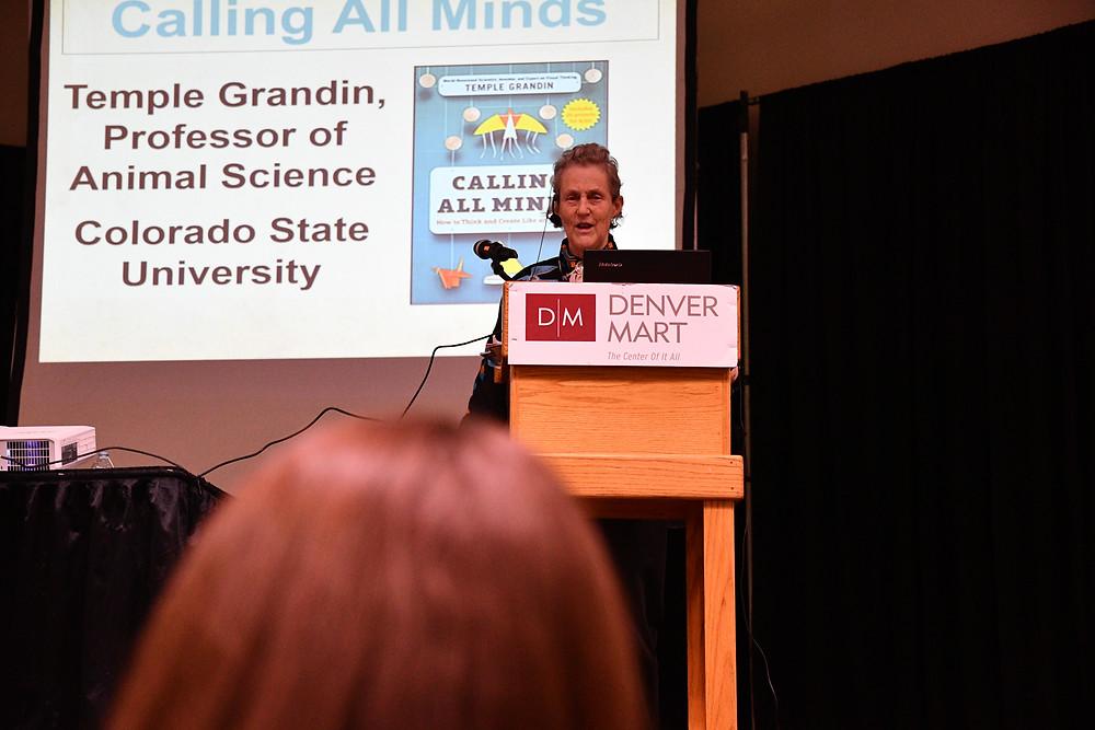 Dr. Temple Grandin, Keynote Speaker