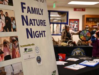 Festive Family Nature Night @ Monterey