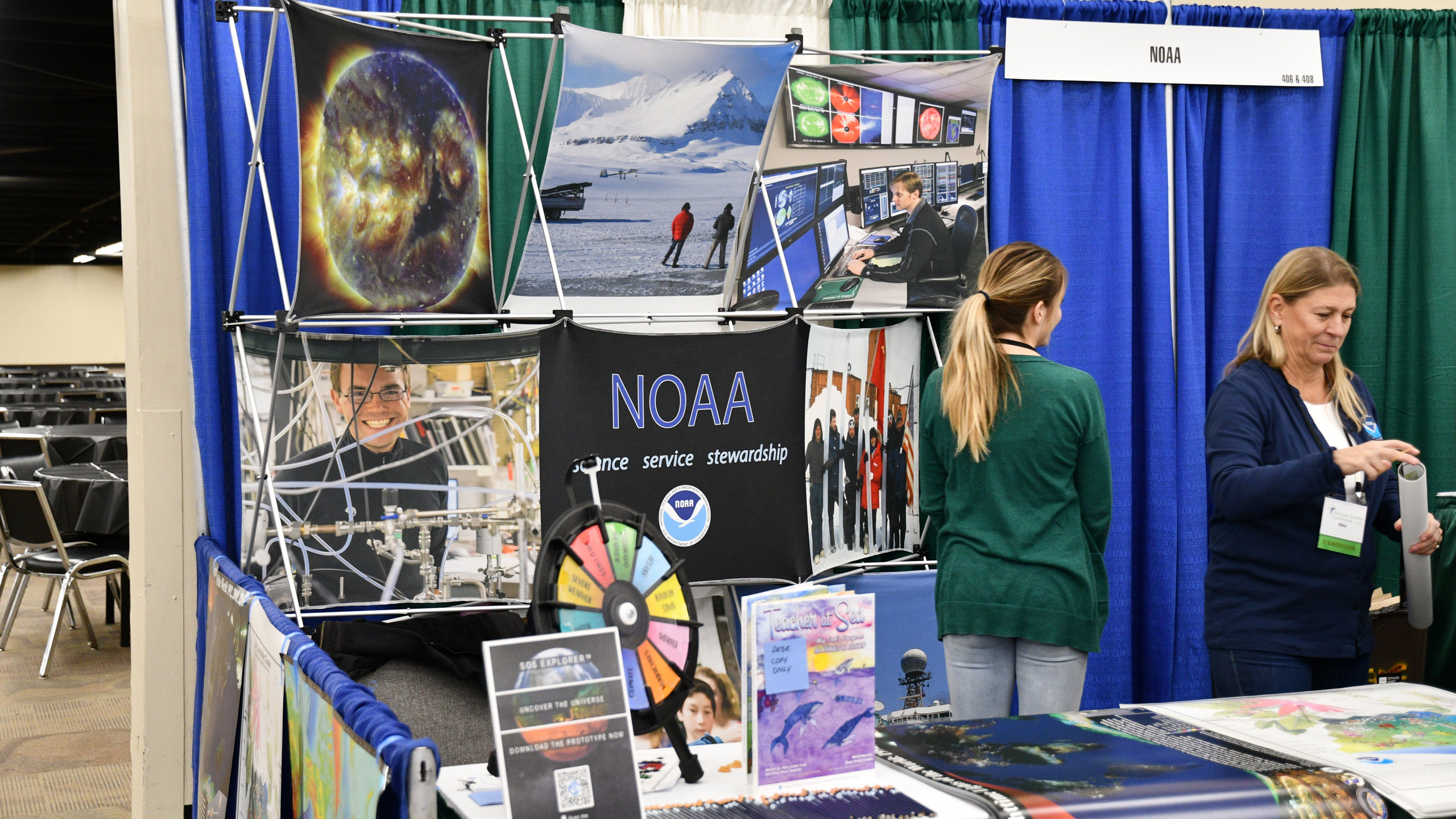 Nat. Oceanic and Atmospheric Assoc.