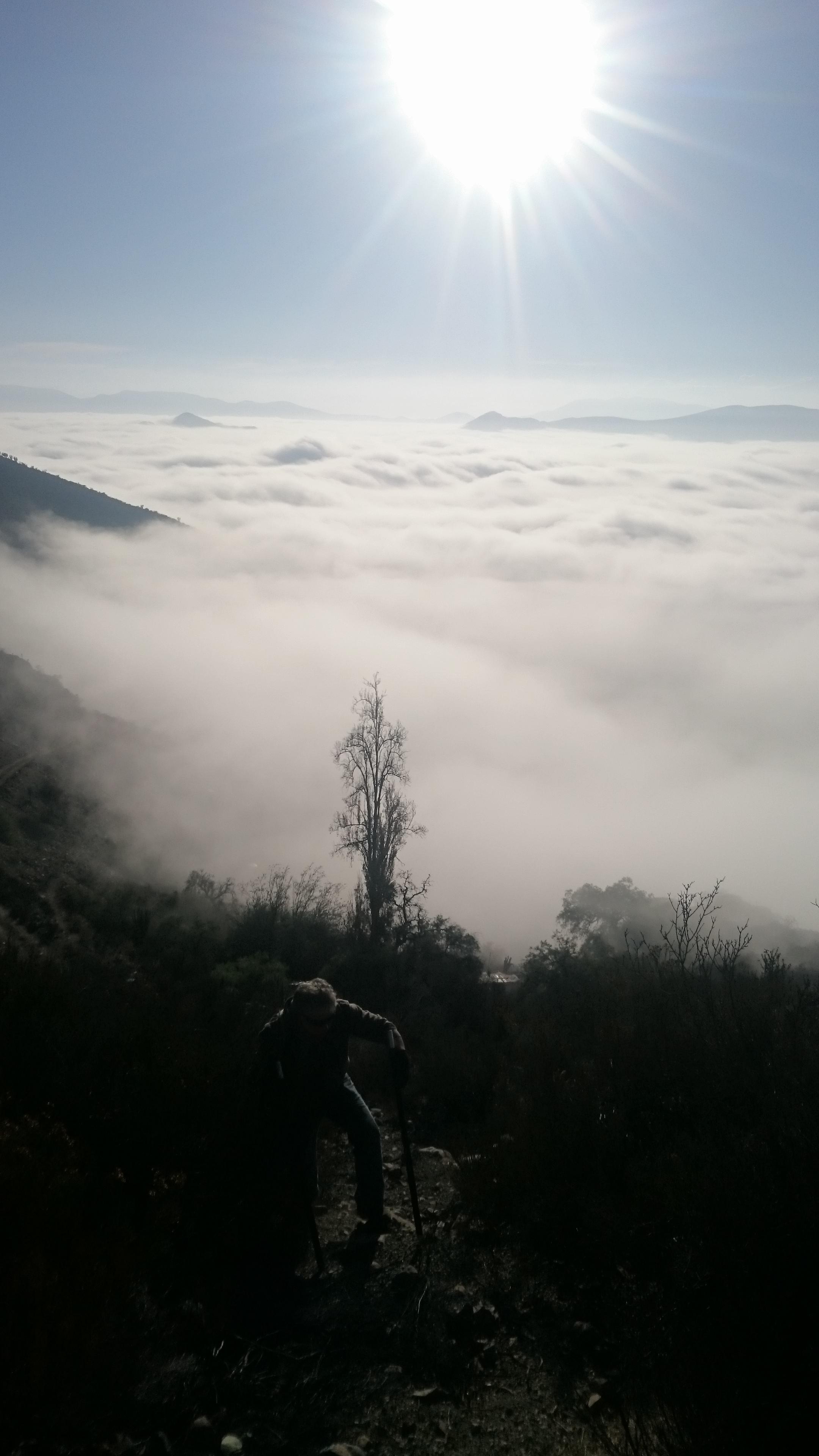 Amanecer Cerros de Tamaya