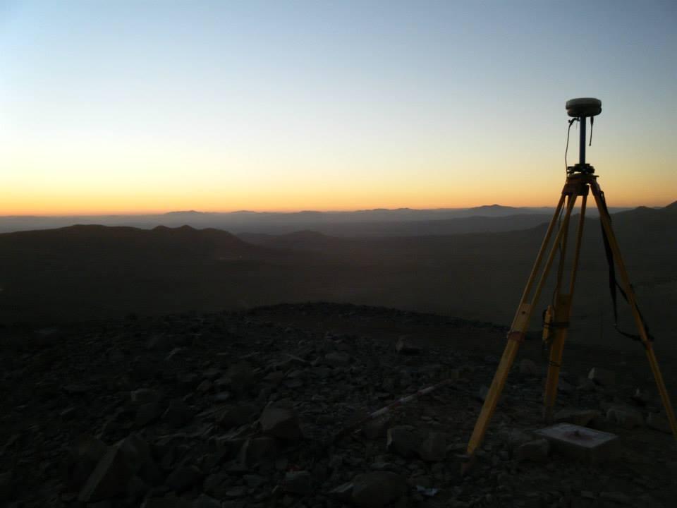 Mensura El Salvador, Atacama