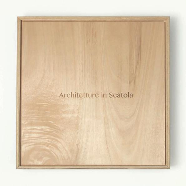 CONFINI / Architetture in scatola  •  DESIGN