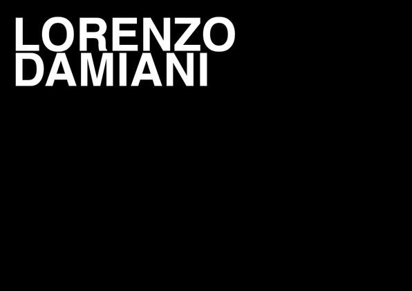 LORENZO DAMIANI  •  CRITICISM