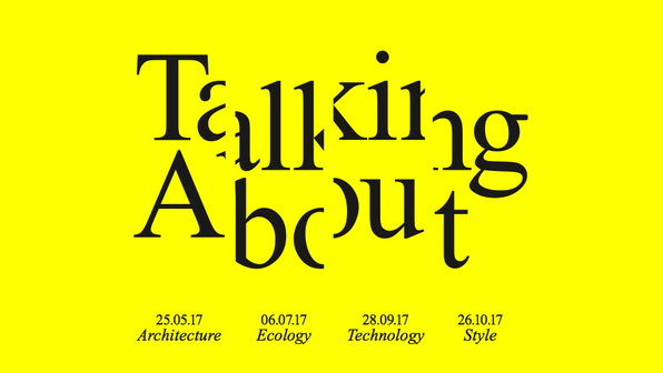 TALKING ABOUT  •  DESIGN